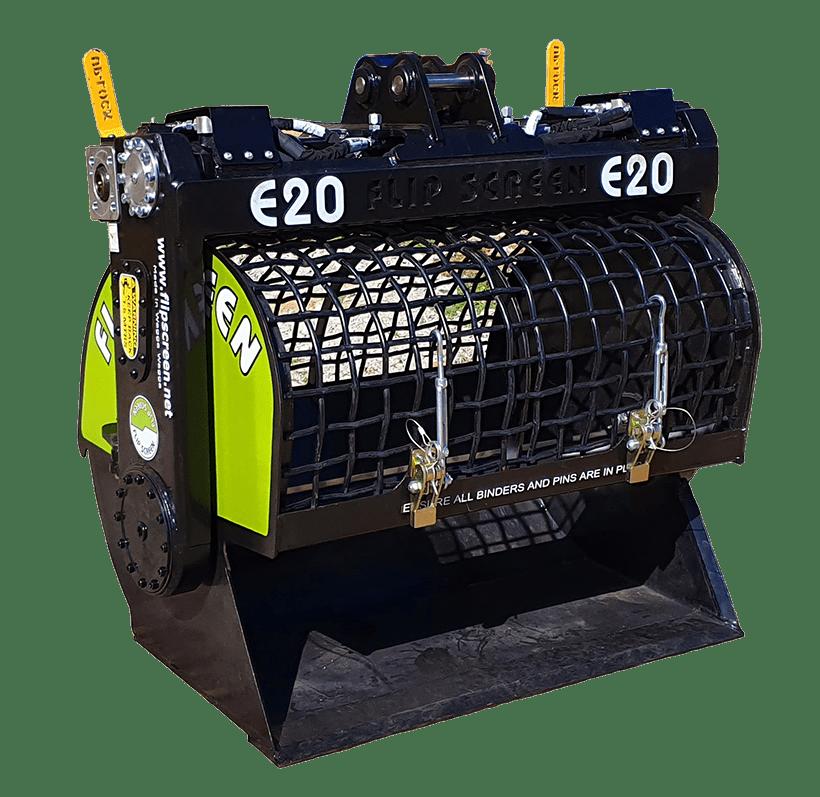 E20 Mini Excavator Bucket
