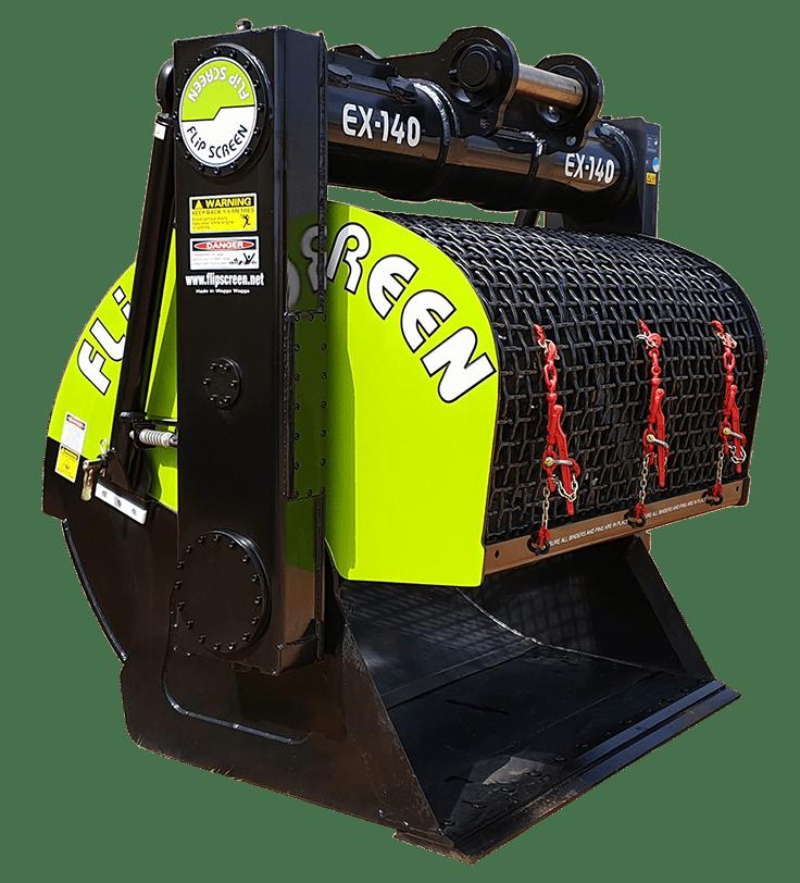 EX140 Excavator Bucket