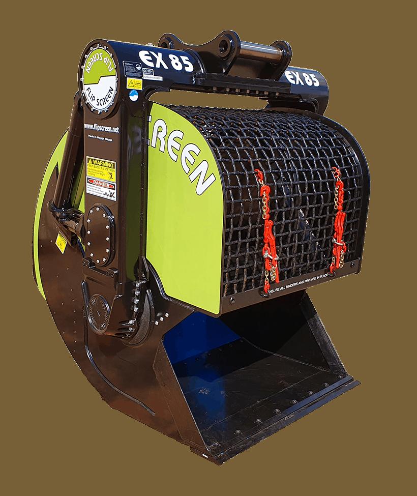 EX85 Excavator Bucket