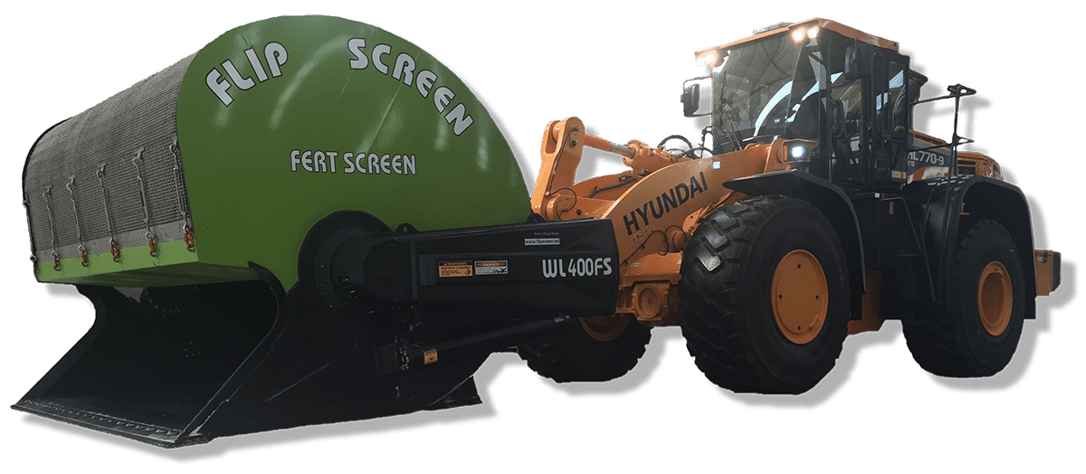 Fertscreen Loader Bucket