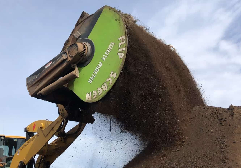 Compost Screening